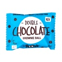 ROOBAR Brownie Ball Double Chocolate 40g BIO/Organic