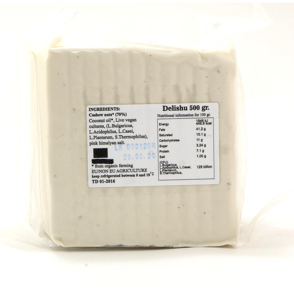 Delishu Natural Food service 0,5 kg(conv)