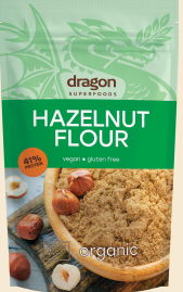 DRAGON Superfood Harina de avellana BIO/Eco 200g