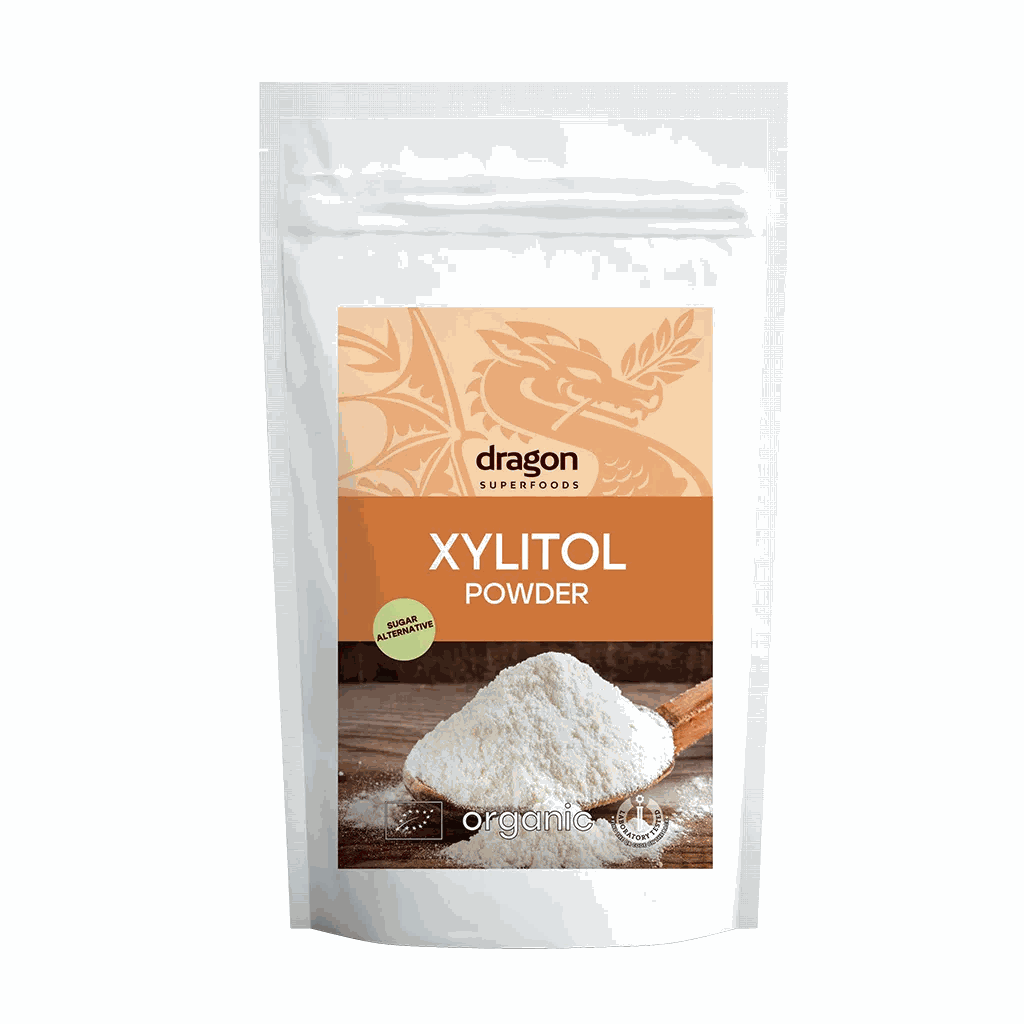 DRAGON SUPERFOODS Xylitol BIO/Eco 250g