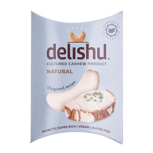 DELISHU Natural 100g BIO/Organic